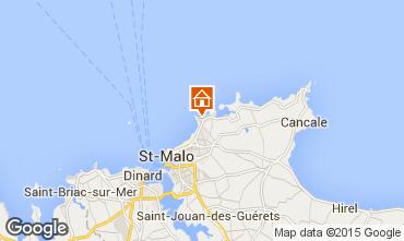 Carte Saint Malo Maison 7597