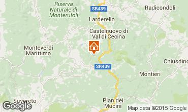 Carte Volterra Villa 28947