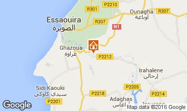 Carte Essaouira Maison 62248