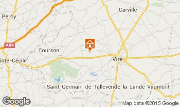 Carte Vire Maison 12083