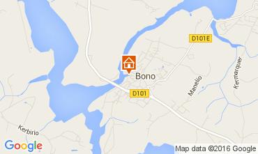 Carte Le Bono Maison 102616