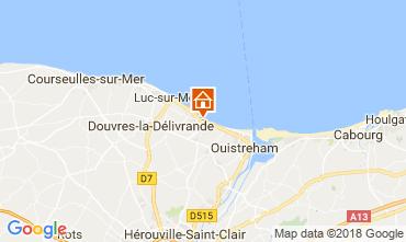 Carte Hermanville-sur-Mer Appartement 115394