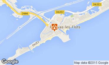 Carte Palavas-les-Flots Appartement 85785