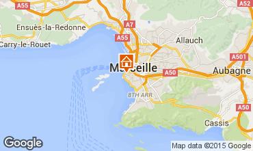 Carte Marseille Appartement 101676