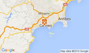 Carte Cannes Studio 72181