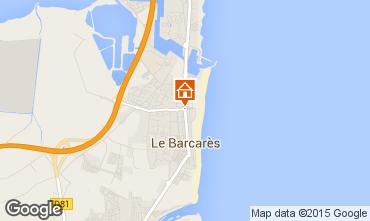 Carte Le Barcares Appartement 95486