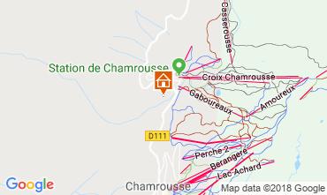Carte Chamrousse Studio 28359