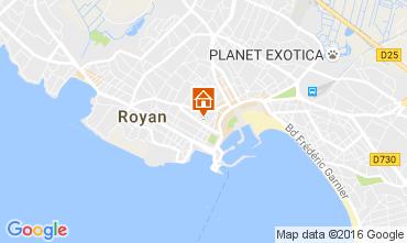 Carte Royan Maison 82602