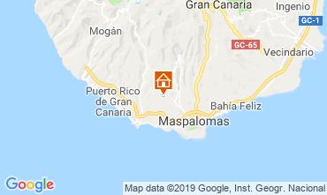 Carte Playa del Inglés Villa 118828