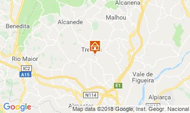 Carte Santarém Villa 105698