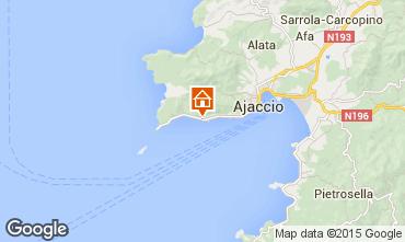 Carte Ajaccio Studio 95253