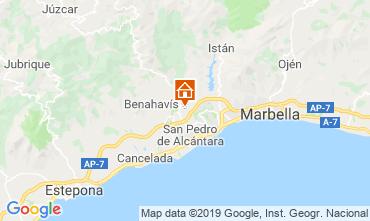 Carte Marbella Villa 118980