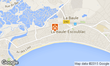 Carte La Baule Appartement 69634
