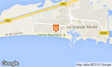 Carte La Grande Motte Appartement 102454