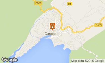 Carte Cassis Maison 48095