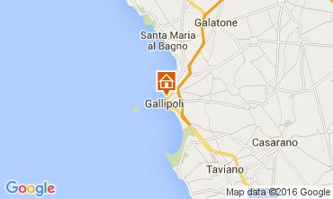 Carte Gallipoli Appartement 106087