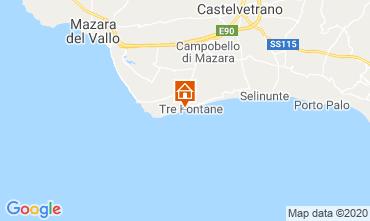 Carte Tre Fontane Appartement 104376
