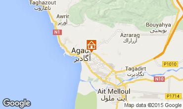 Carte Agadir Villa 54307