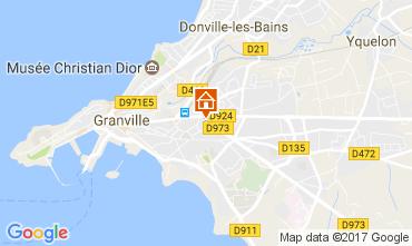 Carte Granville Appartement 10725