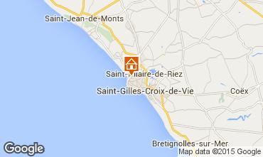 Carte Saint Hilaire de Riez Maison 51364