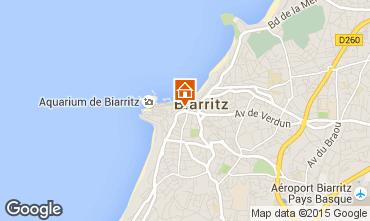 Carte Biarritz Appartement 71895
