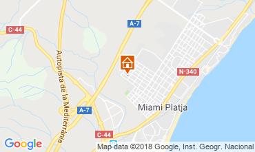 Carte Miami Playa Villa 116439