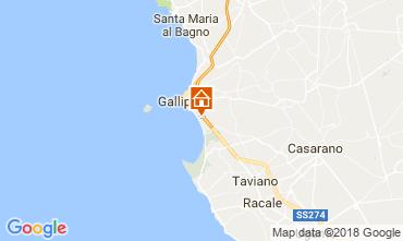 Carte Gallipoli Appartement 115326