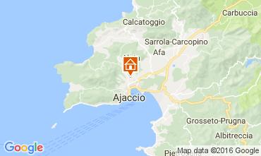 Carte Ajaccio Appartement 80878