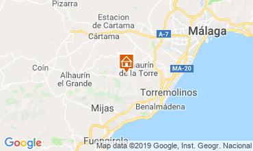 Carte Málaga Villa 118579