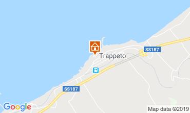 Carte Trappeto Appartement 119701