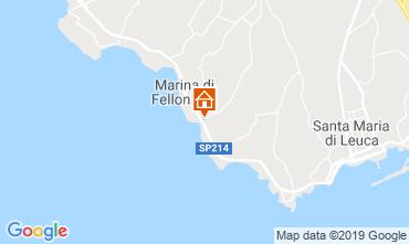 Carte Santa Maria di Leuca Villa 64390