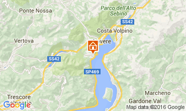 Carte Riva di Solto Appartement 104903