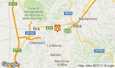 Carte Alba Villa 73733