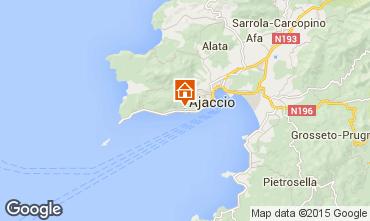 Carte Ajaccio Studio 66053