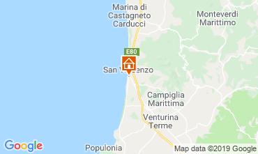 Carte San Vincenzo Appartement 118160
