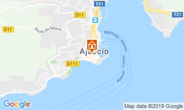 Carte Ajaccio Studio 118240