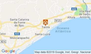 Carte Cabanas de Tavira Appartement 119589