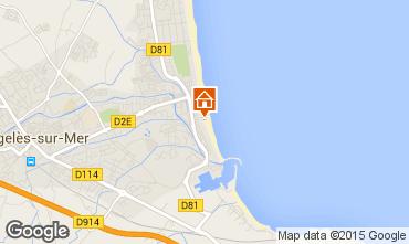 Carte Argeles sur Mer Appartement 81302