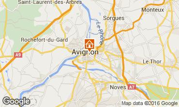 Carte Avignon Studio 102312