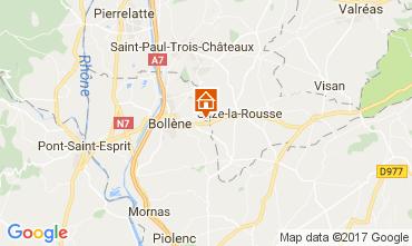 Carte Orange Maison 101055