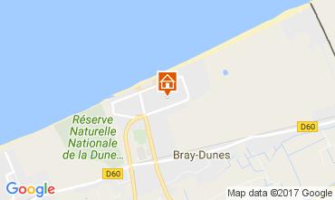 Carte Bray-Dunes Appartement 78722