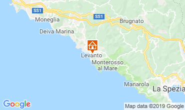 Carte Levanto Appartement 117323