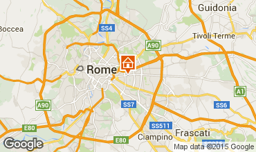 Carte Rome Appartement 74636