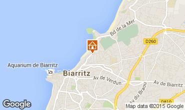 Carte Biarritz Appartement 83216