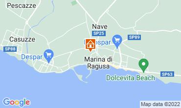 Carte Marina di Ragusa Appartement 92332