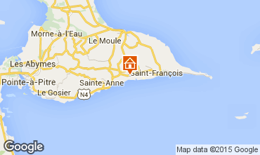 Carte Sainte Anne (Guadeloupe) Appartement 73793