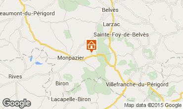 Carte Monpazier Maison 101840