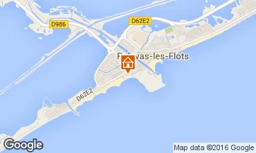 Carte Palavas-les-Flots Appartement 6117
