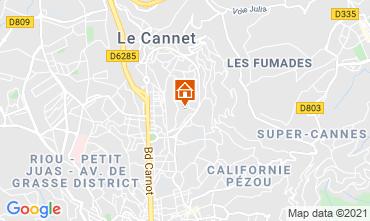 Carte Cannes Appartement 76852
