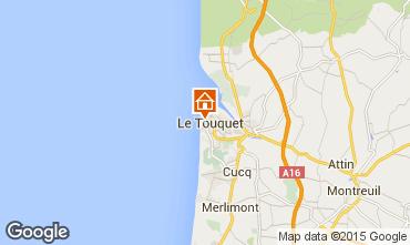 Carte Le Touquet Appartement 101891